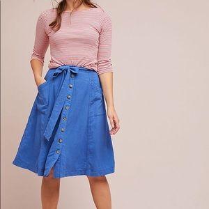 Anthropology Maeve Riviera Skirt